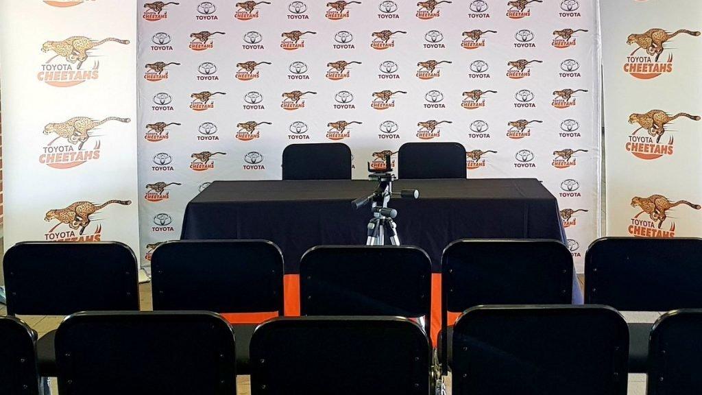 Cheetahs unveil their new coach