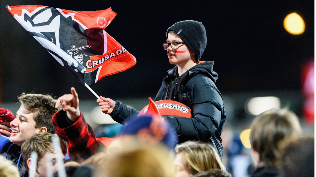 Ominous warning for Crusaders' play-off opponents