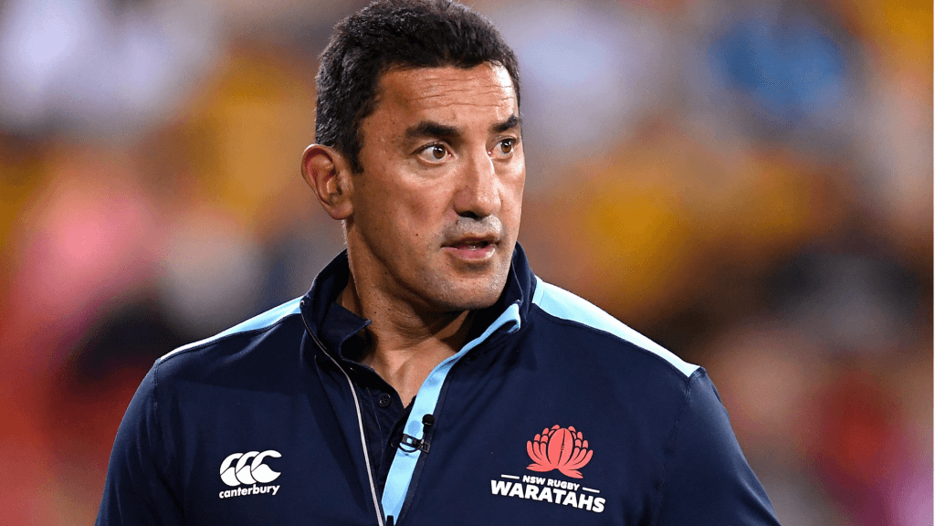 Former Waratahs boss joins Fiji coaching team