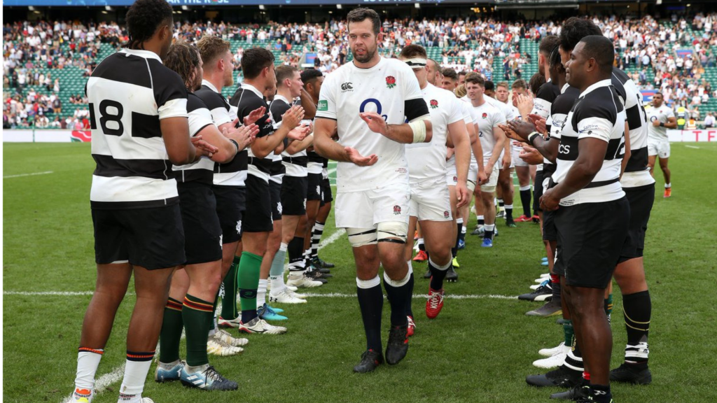 Inexperienced England down star-studded Barbarians