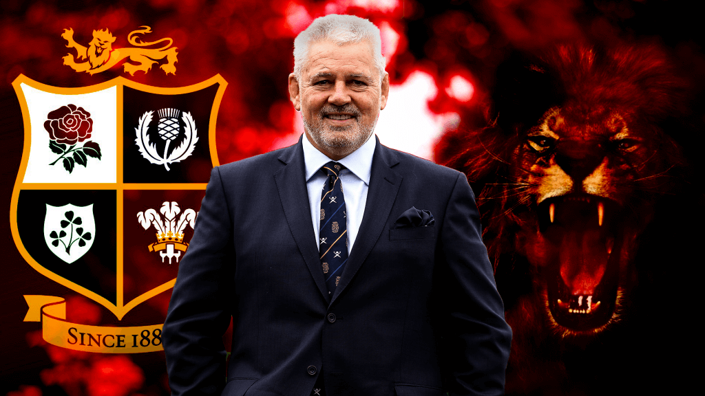 AUDIO: Gatland has 'unfinished business'