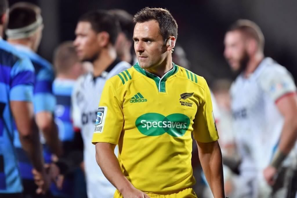 U20: Doleman to Referee the Final