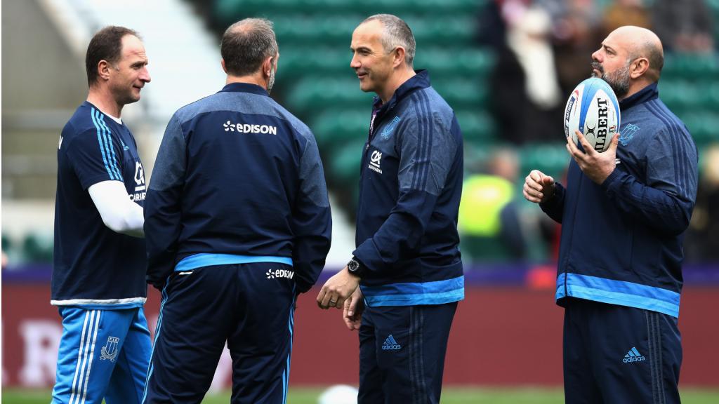 Italy coaching brain joins Ireland