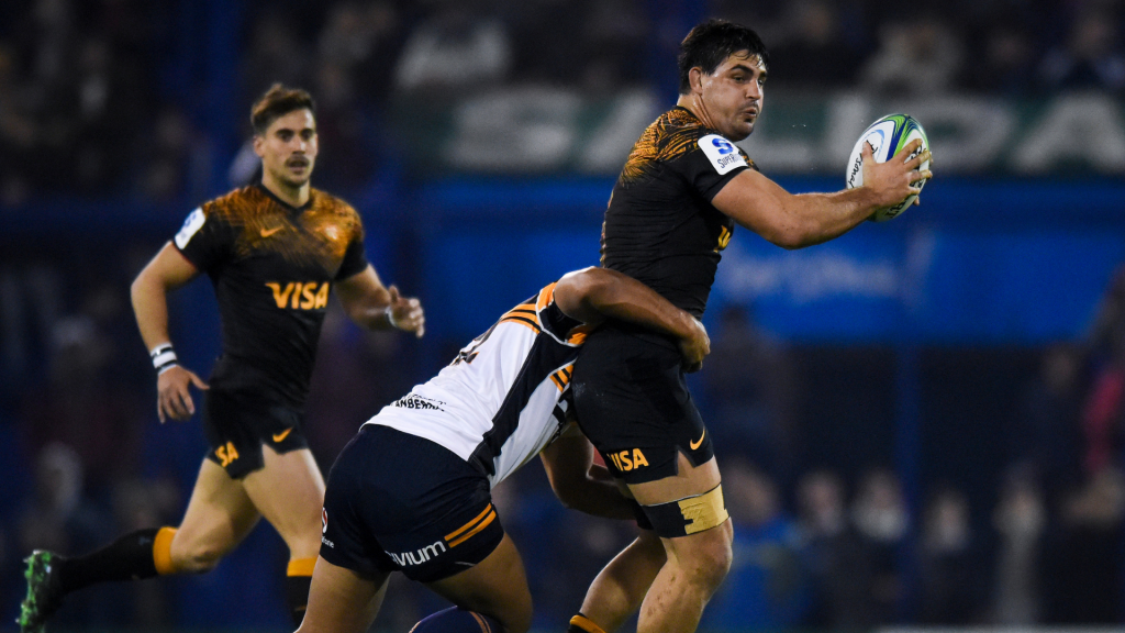 Jaguares destroy Brumbies to reach first Super Rugby Final