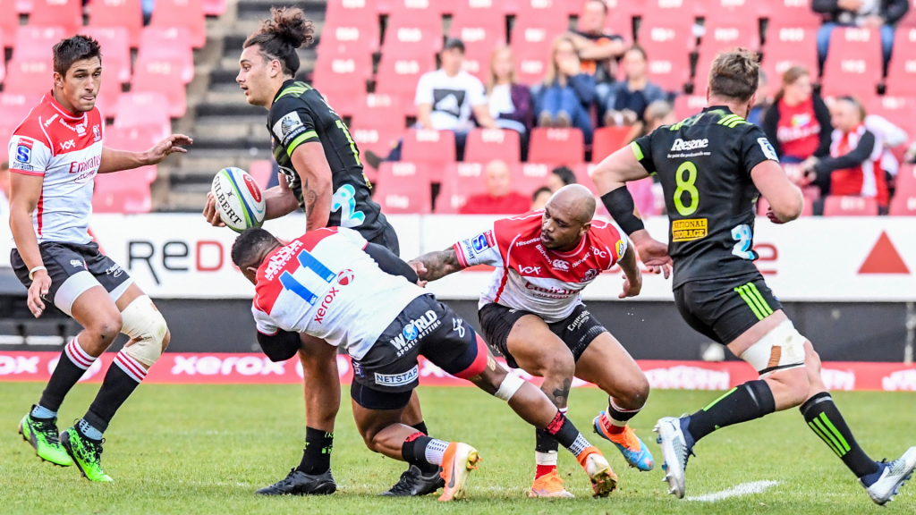 VIDEO: Hurricanes dent Lions' play-off hopes
