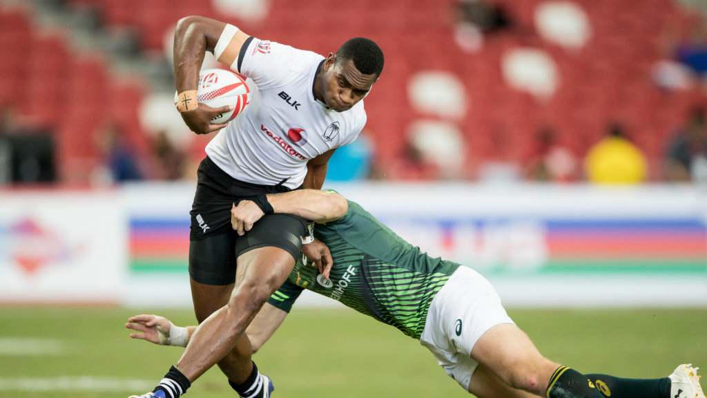 Fijian Sevens star joins Edinburgh
