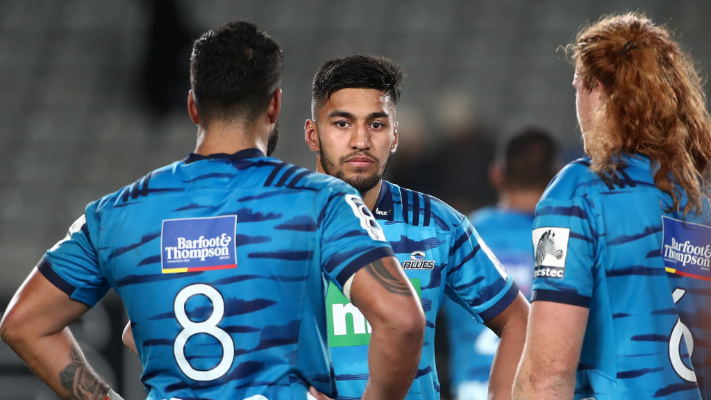 Blues without All Blacks duo for Reds clash
