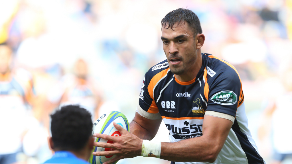 The key battle Brumbies must win to beat 'world-class' Jaguares