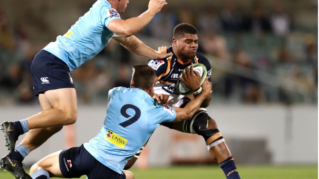 Sio headlines Brumbies team to face Reds