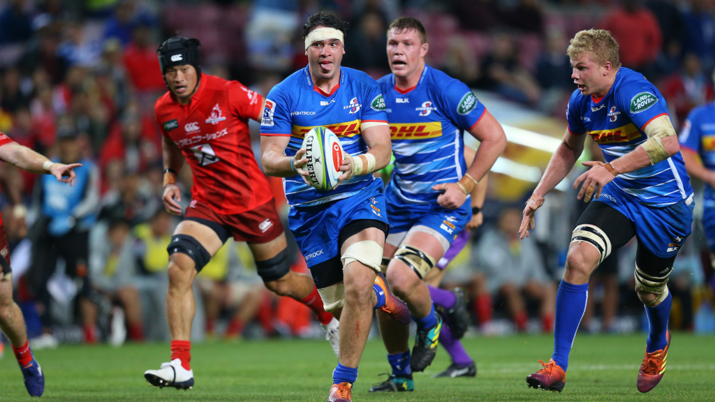 VIDEO: Highly-rated Coetzee lands in UK