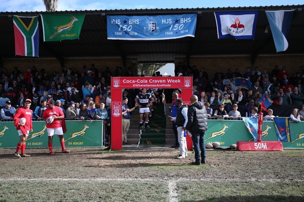 The choice: Europe or Craven Week