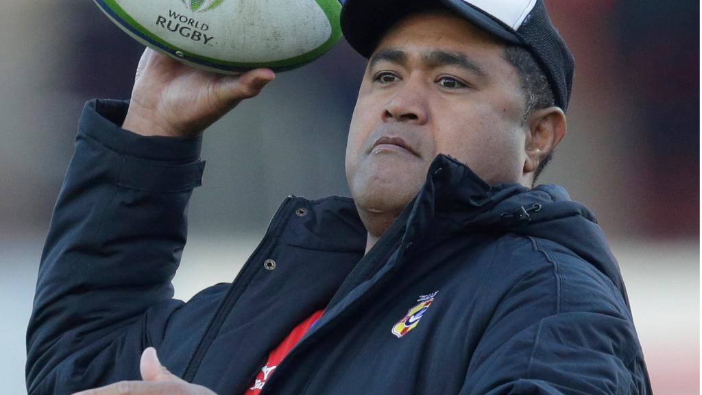 Tonga coach's cheeky dig at All Blacks