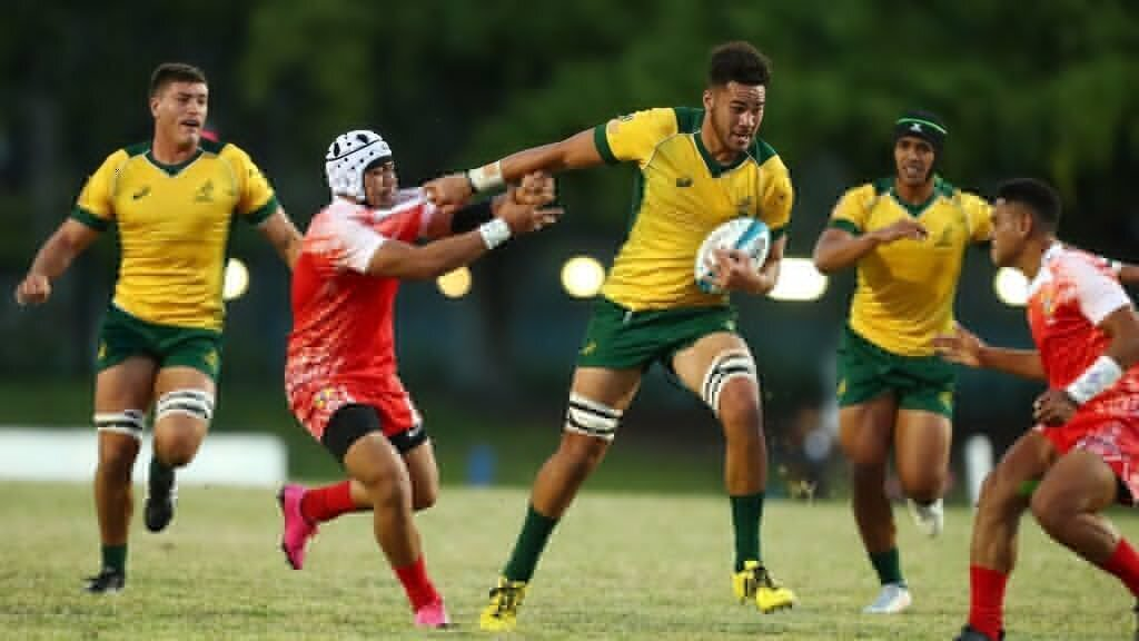 World Rugby U20 champs: The long and short of it