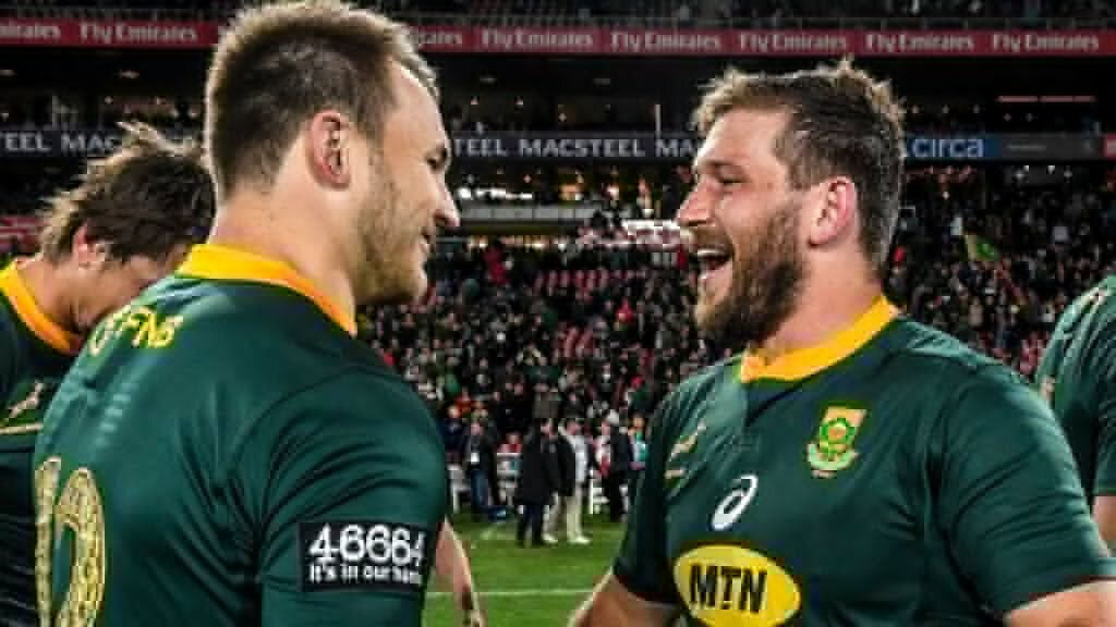 Boks fly in 'reinforcements'