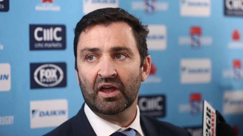 Waratahs CEO walks out
