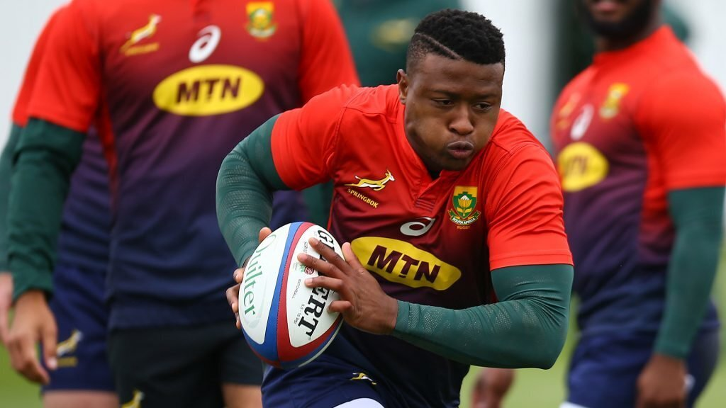 Banned substance hearing: Bok wing forced to wait