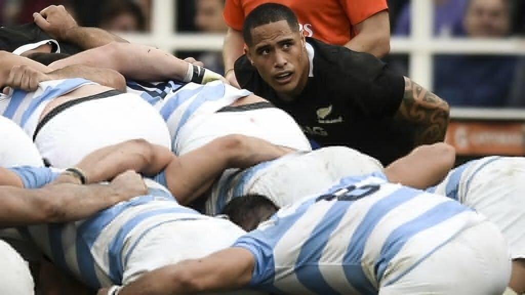All Blacks' victory like 'winning the lotto'