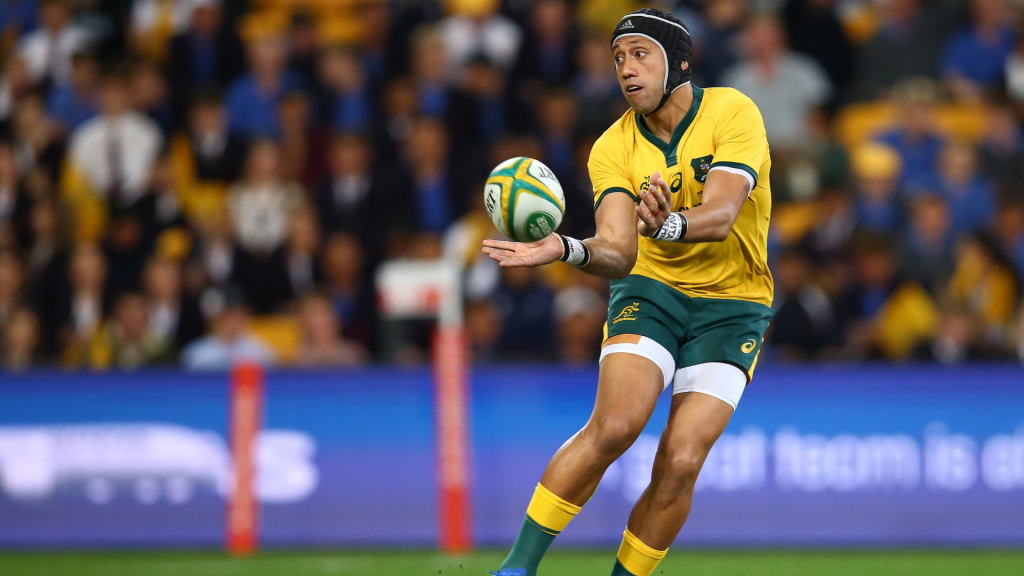 Lealiifano's aura is 'second to none' in Wallabies team
