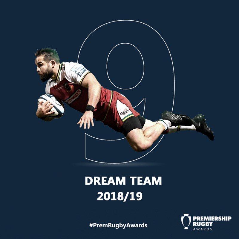 Cobus Reinach Premiership Dream Team