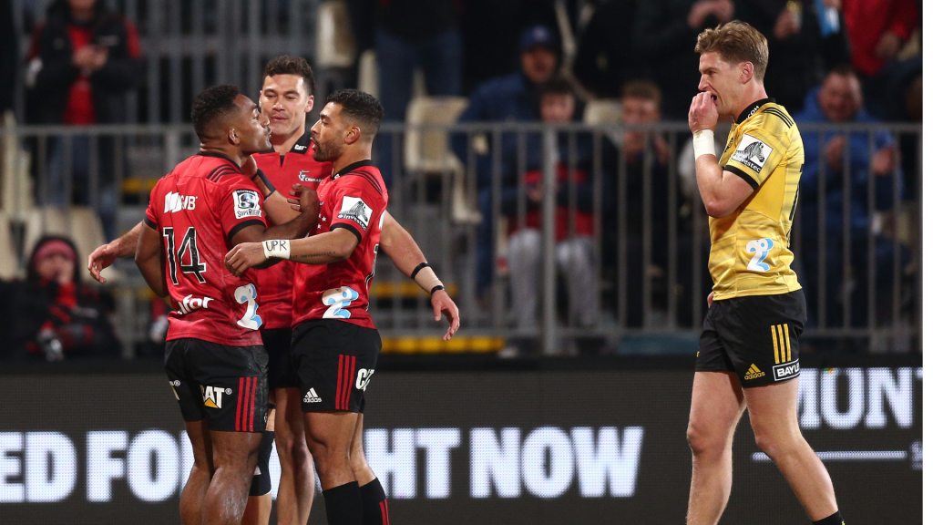 Crusaders stars set to miss out on All Black selection
