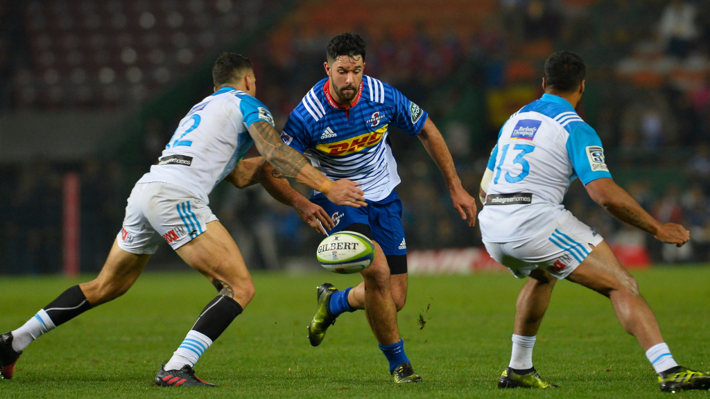 Stormers centre heads North