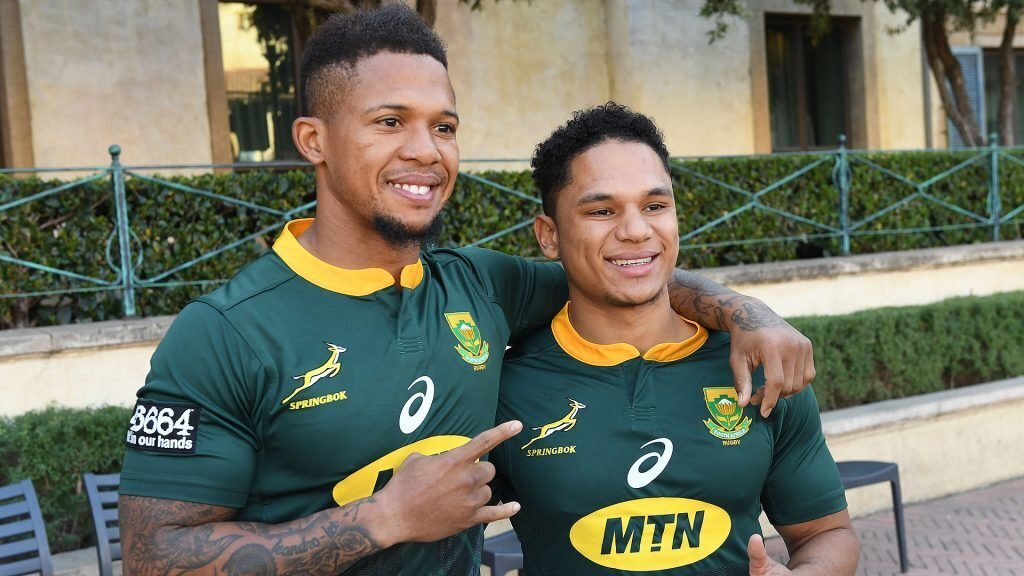 Bok veterans give rookies 'sound advice'