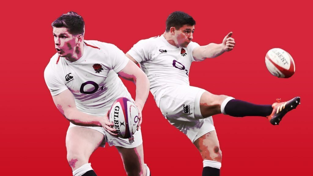 Analysis: England's Rugby World Cup game plan