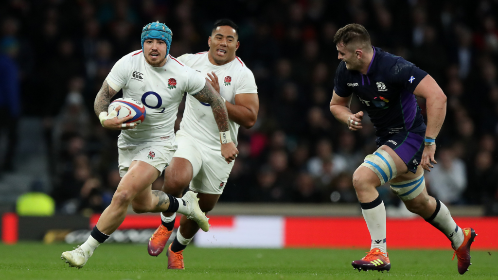 England forced to release star wing