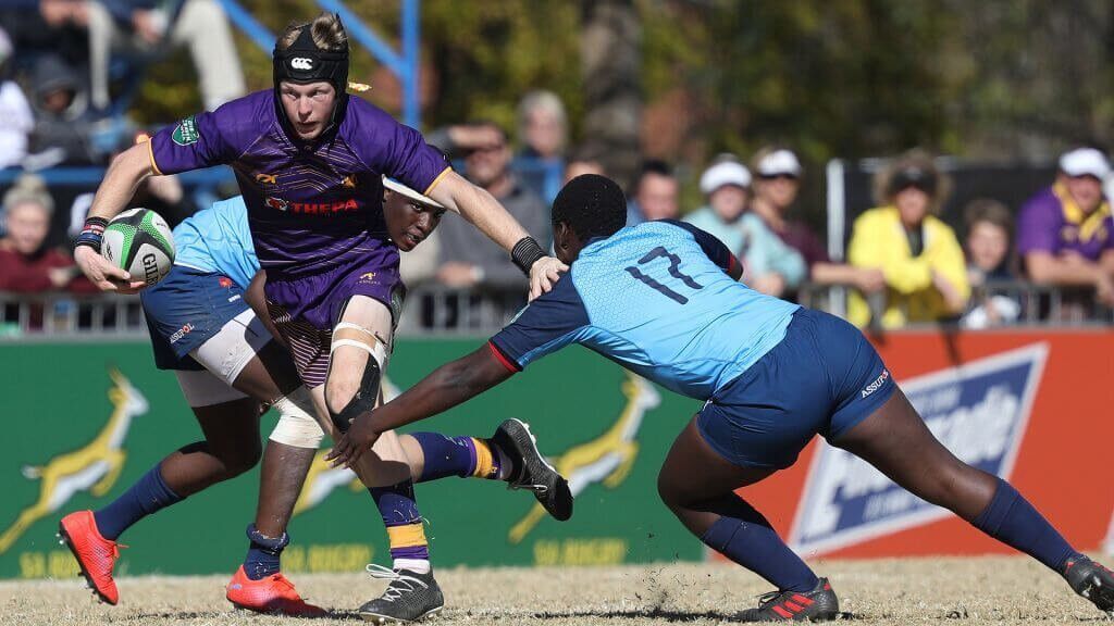 Blue Griffons too Good for Blue Bulls XV