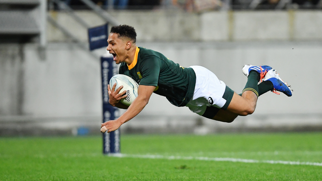 Nominees for World Rugby Breakthrough Player of the Year