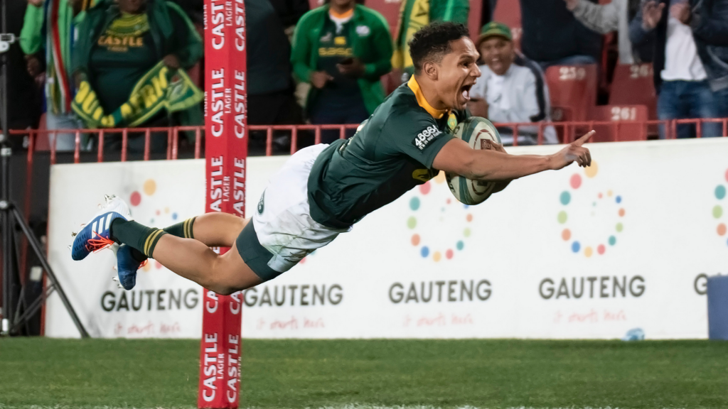 Rugby Championship Team of the Week: Round One