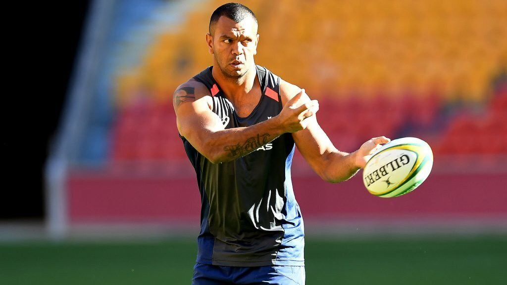 Beale to solve Wallabies' Folau poser