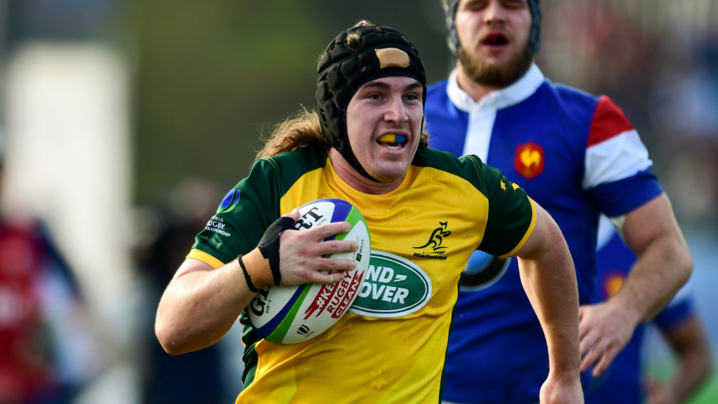 Brumbies sign Under-20 superstar