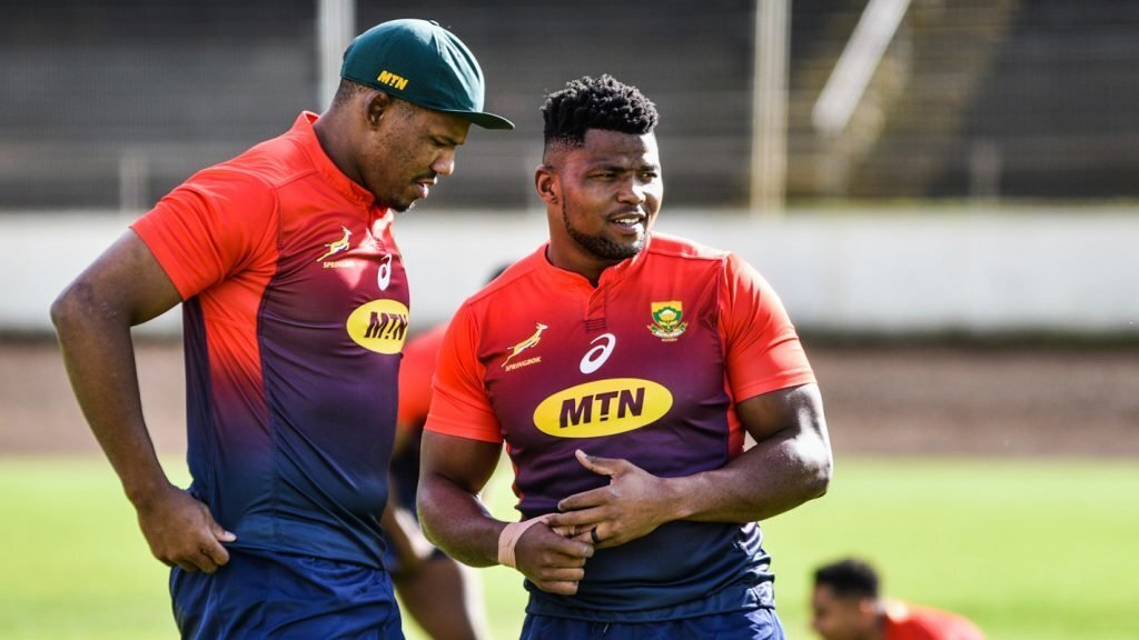 What the Boks get up to in Auckland