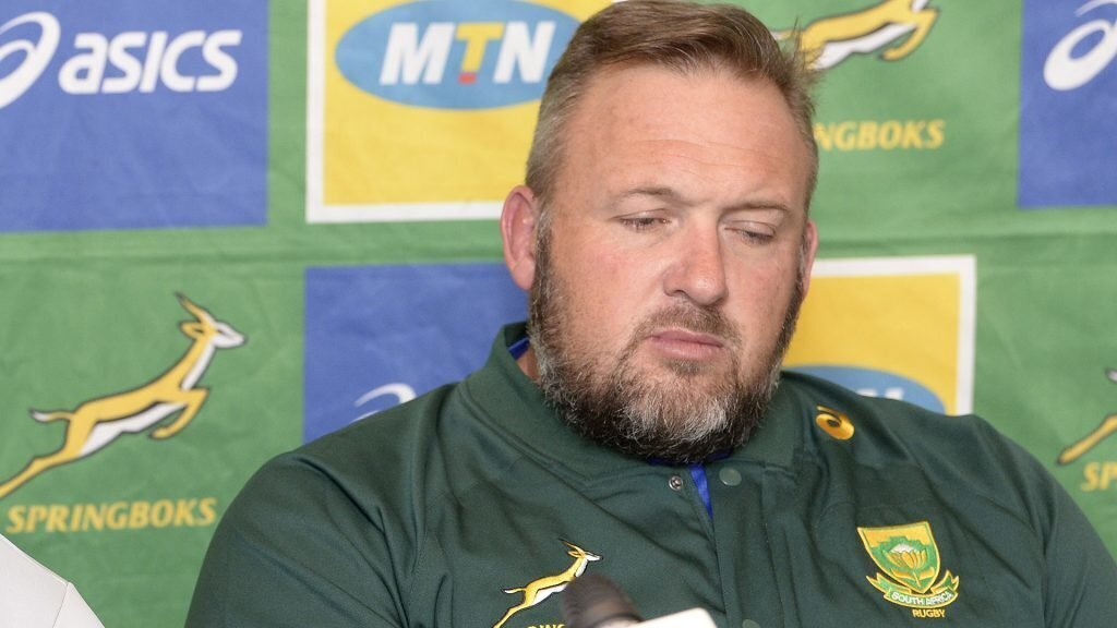 Confirmed: Proudfoot leaves Boks for England