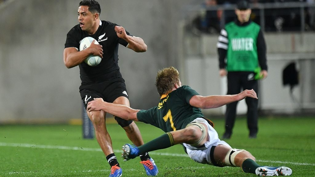 Rugby Championship Team of the Week: Round Two