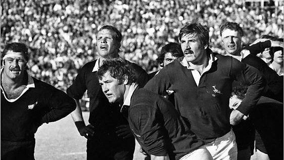Blast from the past: Springboks v All Blacks 1976