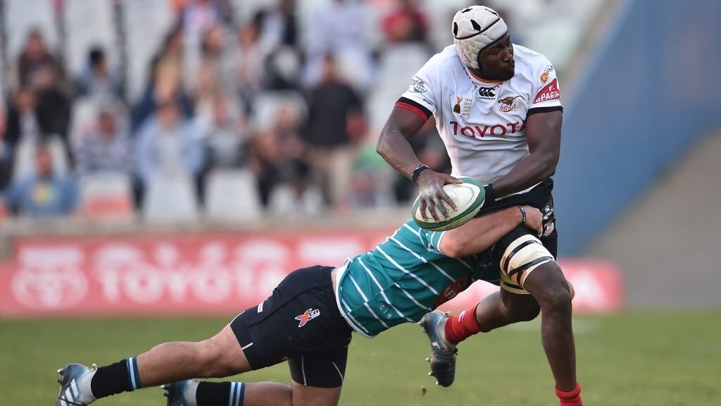 Currie Cup Team of the Week: Round Three