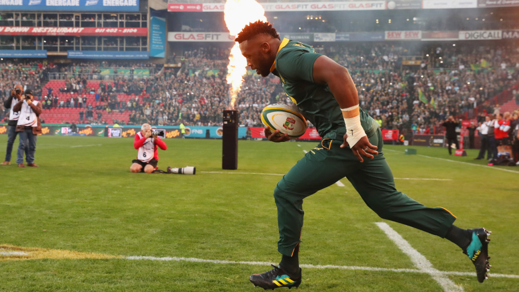 Kolisi set to face Argentina