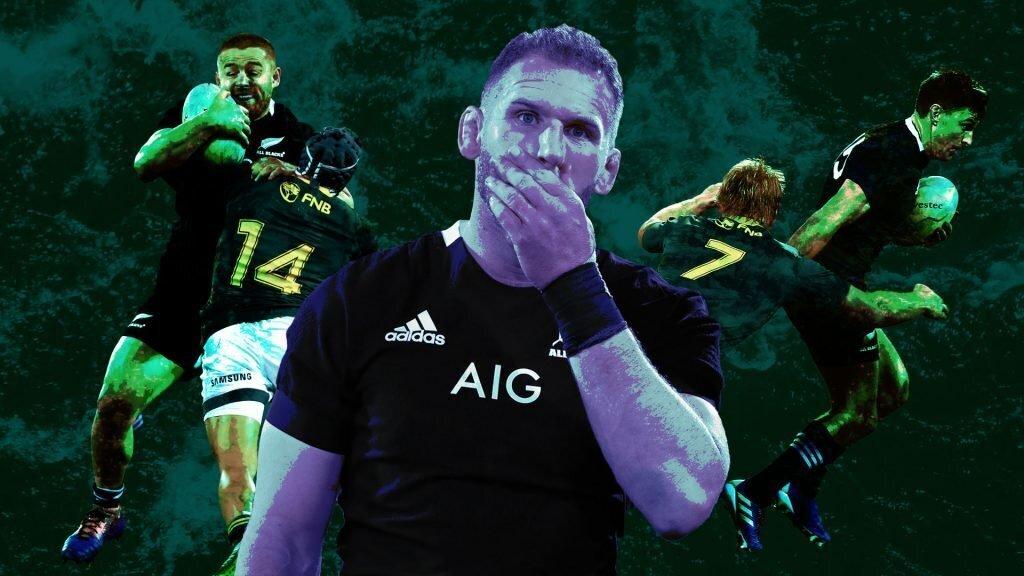 How the Springboks shut down the All Blacks' attack