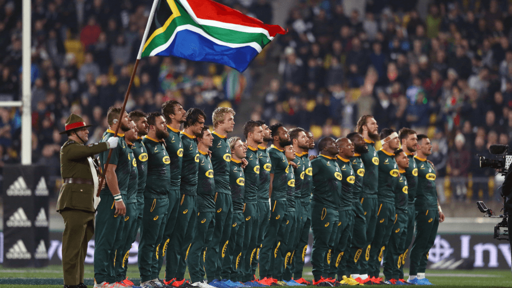 No love for Springboks