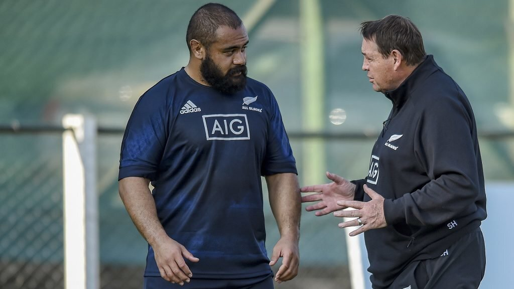 Power-scrumming not everything for All Blacks