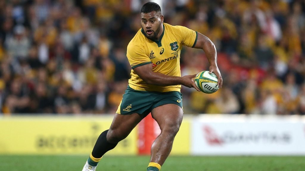 'Tongan Thor' inks new deal with Rugby Australia