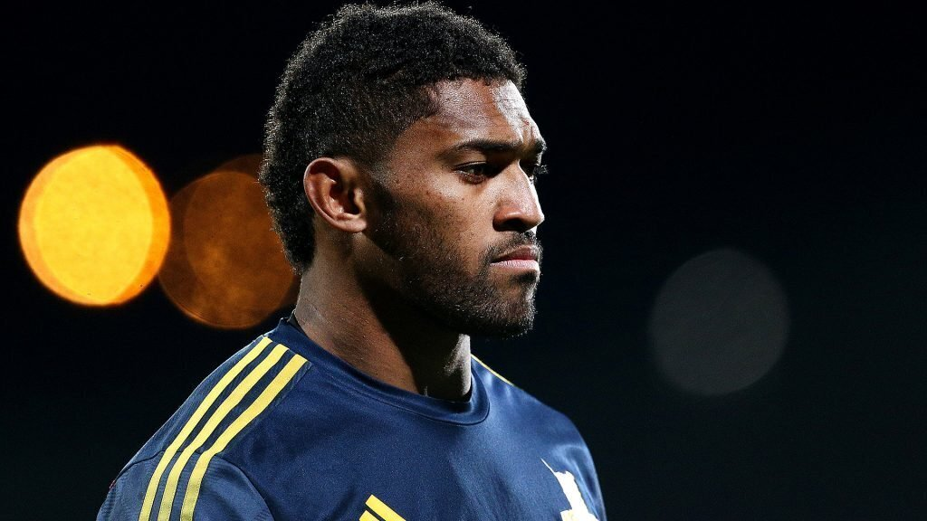 Naholo reacts to All Blacks snub