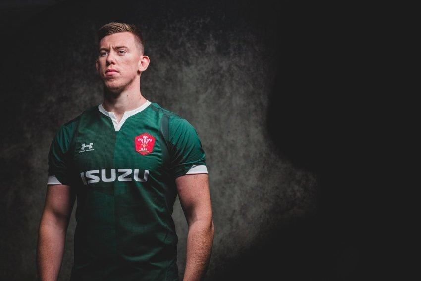 Wales green jersey