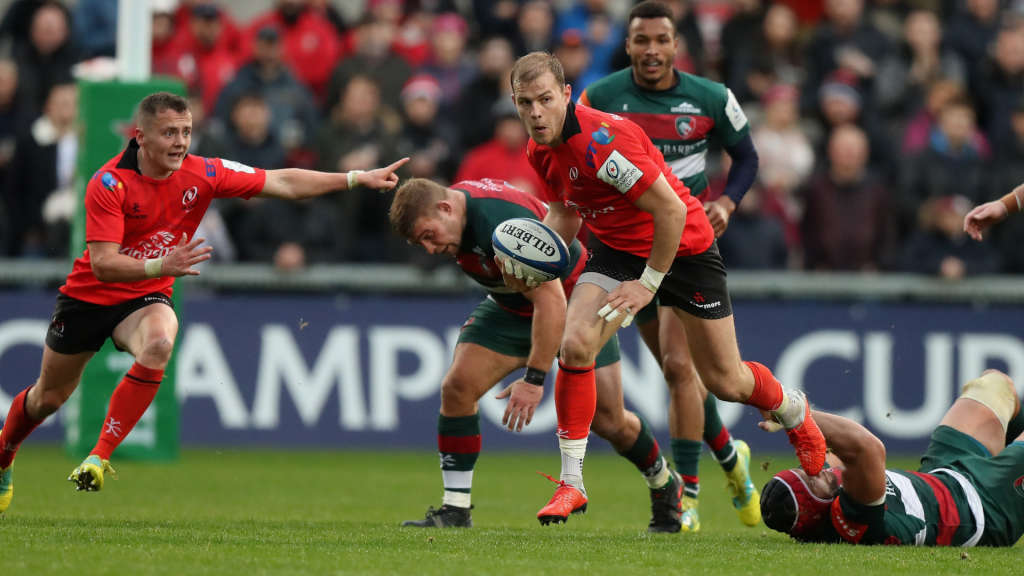 Ulster star joins Ireland squad