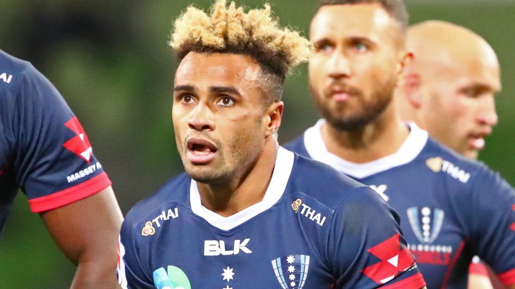 Genia and Cooper to leave Rebels for second-tier club side