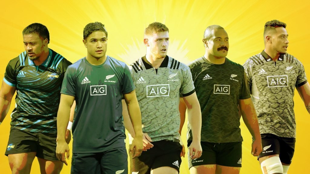 All Blacks: The discarded five