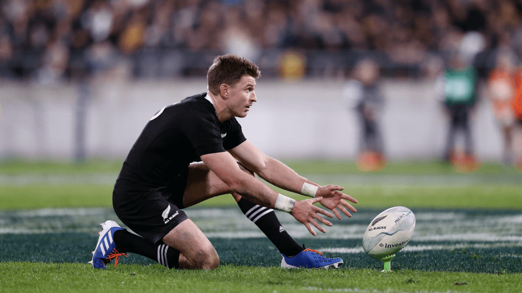 'We all do this': Springbok comes to Barrett's defence