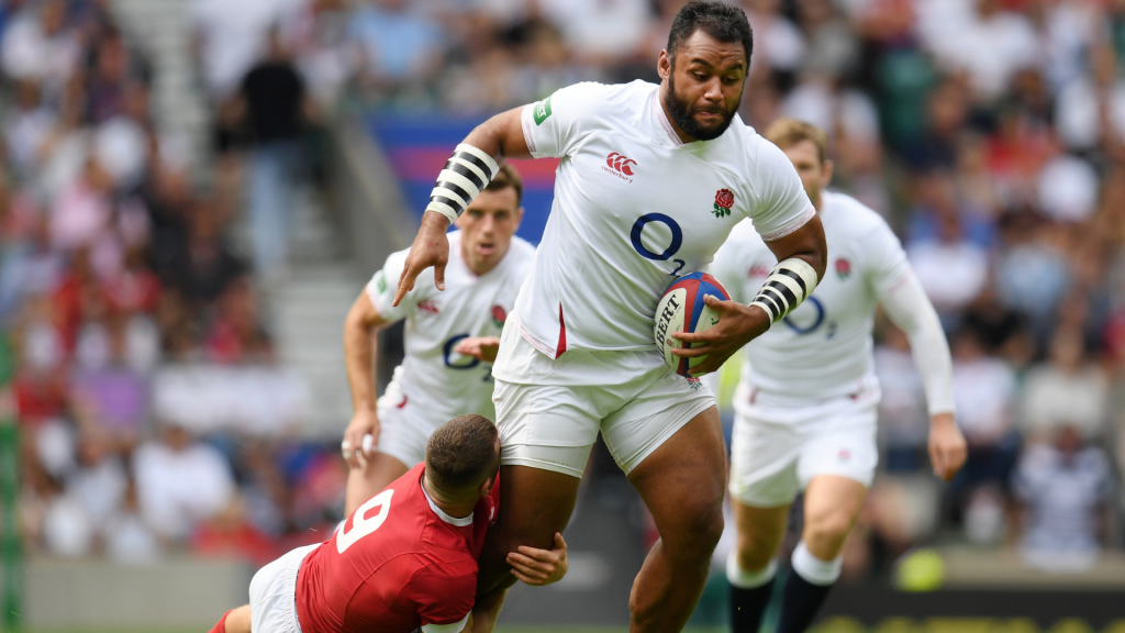 Tonga boss: England's Vunipola 'should play for us'